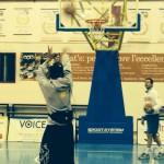 tiro libero basket biofeedback